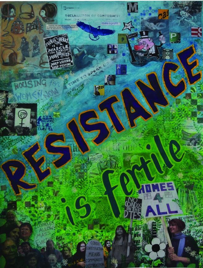 WOOD - Resistance is Fertile