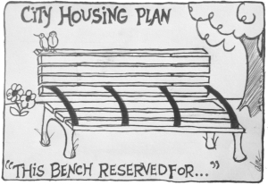 Homeless Forecast image - COMIC - City housing solution_Debra McNaught copy